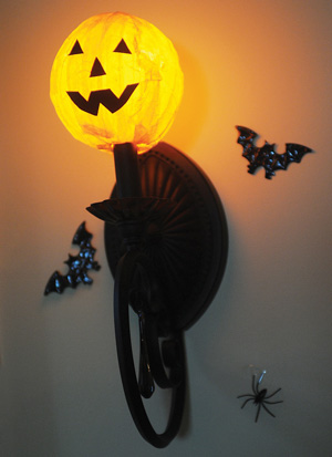 Halloween Light Cover