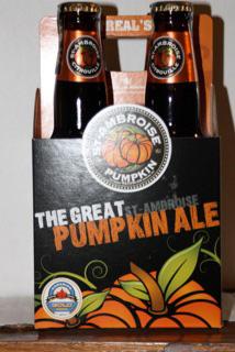 St. Ambroise Pumpkin Ale
